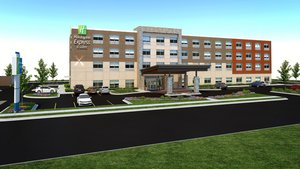 Exterior view - Holiday Inn Express Hotel & Suites Claremore