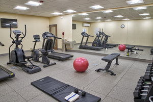 Fitness/ Exercise Room - Holiday Inn Express Hotel & Suites Claremore