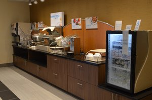 Restaurant - Holiday Inn Express Hotel & Suites Claremore
