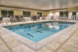 Pool - Holiday Inn Express Hotel & Suites Claremore