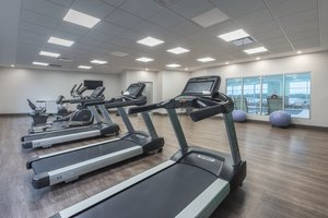 Fitness/ Exercise Room - Holiday Inn Express Hotel & Suites North Moncton