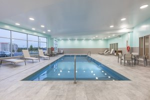 Pool - Holiday Inn Express Hotel & Suites North Moncton