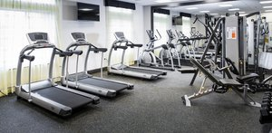 Fitness/ Exercise Room - Holiday Inn Express Hotel & Suites Central Madison
