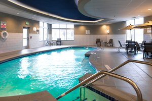 Pool - Holiday Inn Express Hotel & Suites Central Madison