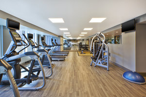 Fitness/ Exercise Room - Holiday Inn Gaithersburg