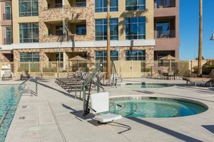 Pool - Staybridge Suites Las Vegas