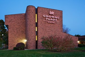Exterior view - Crowne Plaza Hotel Grand Rapids Airport