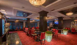 Restaurant - Holiday Inn Express Hotel & Suites North Tollway Plano