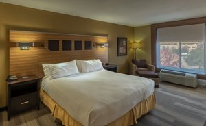 Room - Holiday Inn Express Hotel & Suites North Tollway Plano