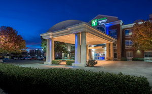 Exterior view - Holiday Inn Express Hotel & Suites North Tollway Plano