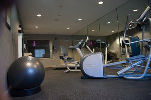 Fitness/ Exercise Room - Holiday Inn Express Hotel & Suites North Tollway Plano