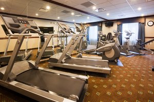 Fitness/ Exercise Room - Holiday Inn Express Hotel & Suites Winona