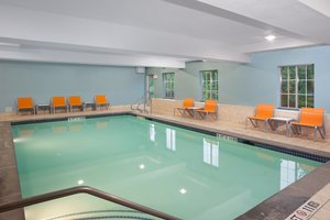 Pool - Holiday Inn Express Haskell