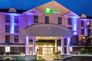 Exterior view - Holiday Inn Express Haskell