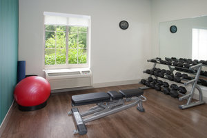 Fitness/ Exercise Room - Holiday Inn Express Haskell