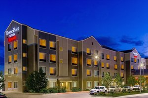 Exterior view - TownePlace Suites by Marriott Anchorage
