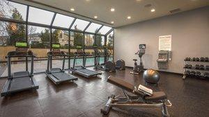 Fitness/ Exercise Room - Holiday Inn Lakewood