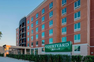 Exterior view - Courtyard by Marriott Hotel Fresh Meadows