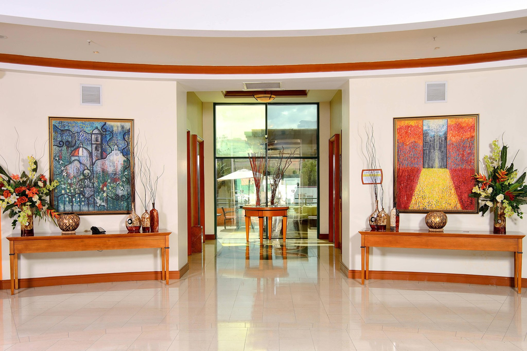 Tegucigalpa Marriott Hotel