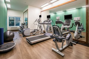 Fitness/ Exercise Room - Holiday Inn Express Hotel & Suites Grand Prairie