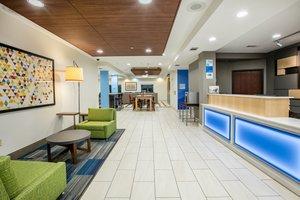 Lobby - Holiday Inn Express Hotel & Suites Grand Prairie