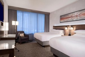 Room - Marriott Hotel City Center Dallas