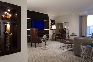 Suite - Marriott Hotel City Center Dallas