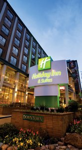 Exterior view - Holiday Inn Tower & Suites Downtown Vancouver
