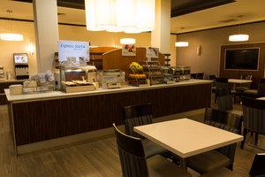Restaurant - Holiday Inn Express Downtown Edmonton