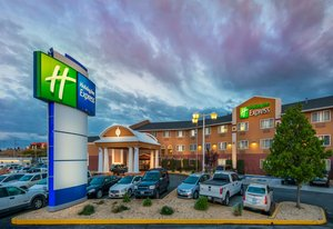 Exterior view - Holiday Inn Express Winnemucca
