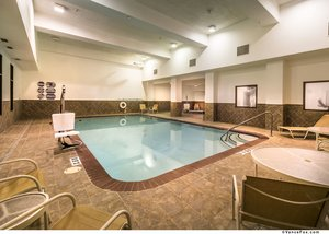 Pool - Holiday Inn Express Winnemucca