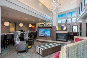 Lobby - Residence Inn by Marriott Akron