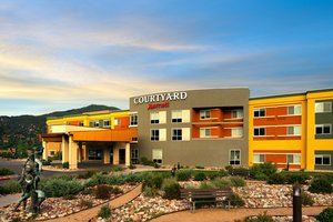 Exterior view - Courtyard by Marriott Hotel Glenwood Springs