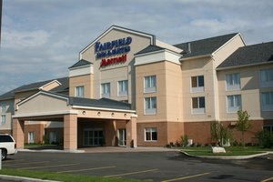 Exterior view - Fairfield Inn & Suites by Marriott Sault Ste Marie