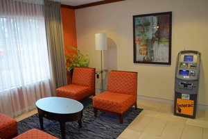 Lobby - Fairfield Inn & Suites by Marriott Sault Ste Marie
