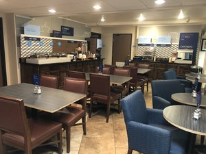 Restaurant - Holiday Inn Express Winnemucca