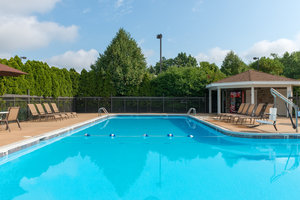 Pool - Holiday Inn Express Bensalem