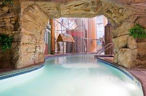 Pool - Holiday Inn Otsego