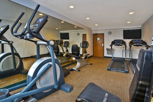 Fitness/ Exercise Room - Holiday Inn Express Hotel & Suites Petoskey
