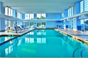 Pool - Holiday Inn Express Hotel & Suites Petoskey