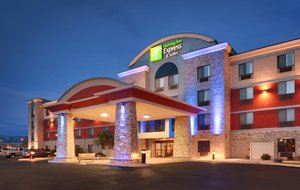 Exterior view - Holiday Inn Express Hotel & Suites Mall Grand Junction