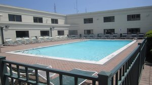 Pool - Holiday Inn Plainview