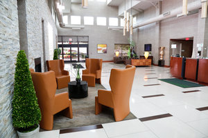 Lobby - Holiday Inn Plainview