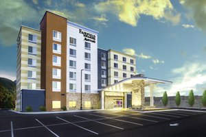 Exterior view - Fairfield Inn & Suites by Marriott Tunnel Road Asheville