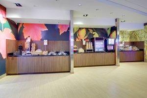 Restaurant - Fairfield Inn & Suites by Marriott Tunnel Road Asheville