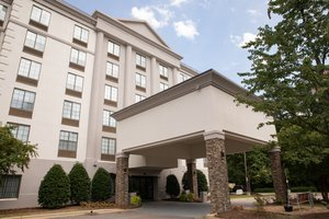 Exterior view - Holiday Inn Hotel & Suites Cary