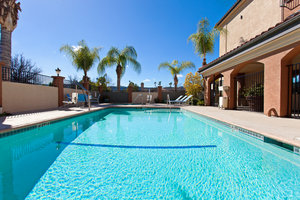 Pool - Holiday Inn Express Temecula