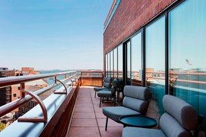 Suite - Marriott Long Wharf Hotel Boston