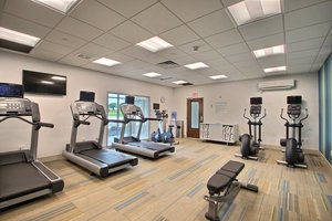 Fitness/ Exercise Room - Holiday Inn Express Hotel & Suites Fond du Lac