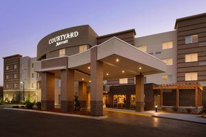 Exterior view - Courtyard by Marriott Hotel Southeast Murfreesboro